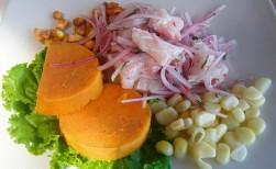 Ceviche de pescado – Receta de cocina Peruana