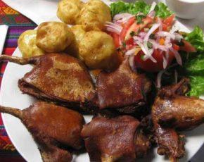 Receta de Cuy Chactado – Comida Arequipeña