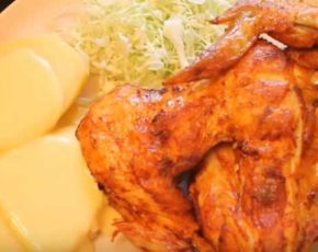 Receta de pollada peruana e historia