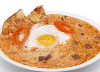 Sopa Criolla – Receta y Preparación