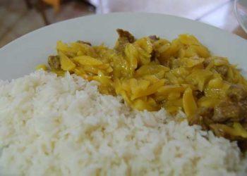 Olluquito con Carne o Pollo – Receta