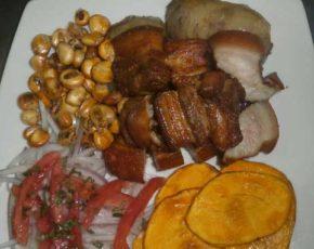Cómo preparar un delicioso chicharrón